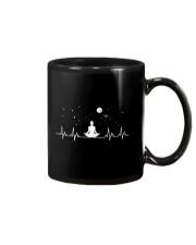 Yoga Heartbeat Mug thumbnail