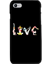 Yoga Love Flower Phone Case thumbnail