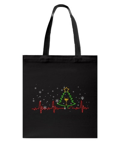 Wine Christmas Heartbeat