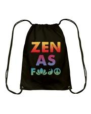 Zen As Drawstring Bag thumbnail