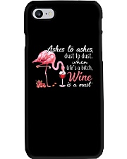 Wine is A Must Phone Case thumbnail