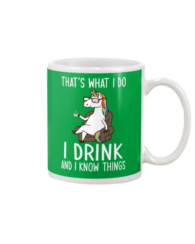 That What I Do I Drink Coffee