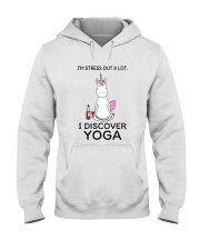 I'm Stress Out A Lot Hooded Sweatshirt front