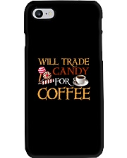 Will Trade Candy For Coffee Phone Case thumbnail