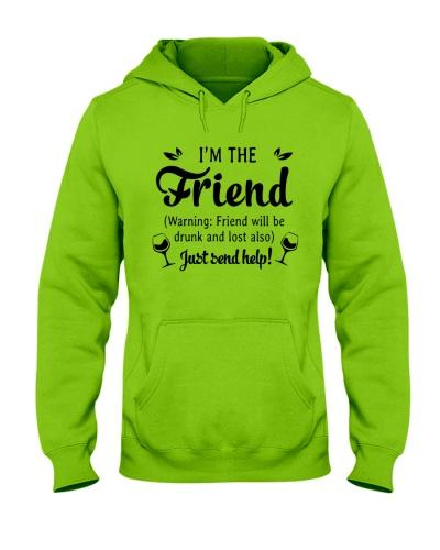 Wine I'm The Friend