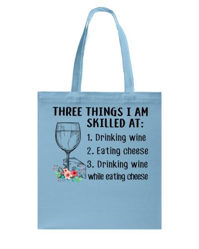 Wine Three Things Skilled