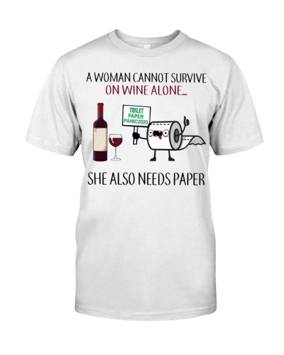 Wine A Woman Cannot Survive