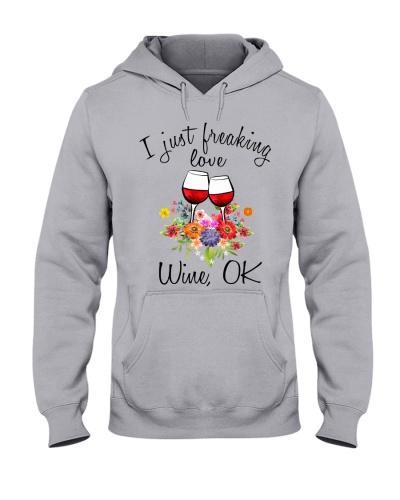 I Just Freaking Love Wine