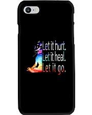 Yoga Let It Hurt Phone Case thumbnail