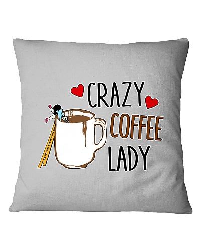 Crazy Coffee Lady