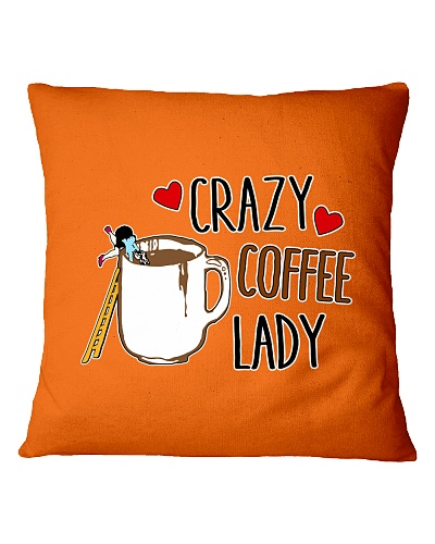 Crazy Coffee Lady