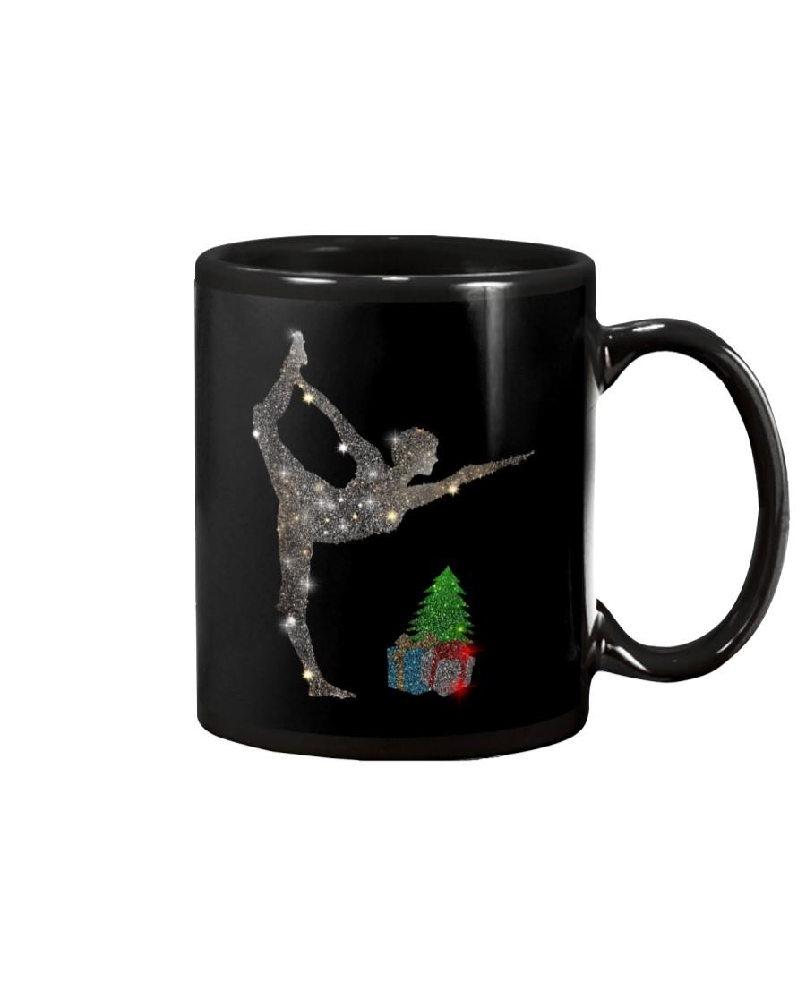 Yoga Christmas Mug