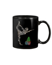 Yoga Christmas Mug tile
