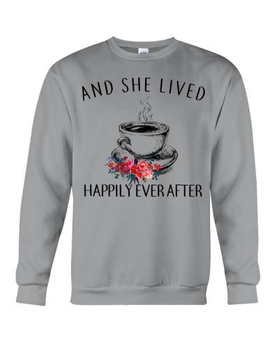 Coffee Lived Happily