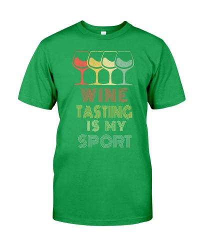 Wine Tasting Is My Sport
