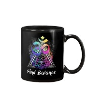 Find Balance Yoga  Mug tile