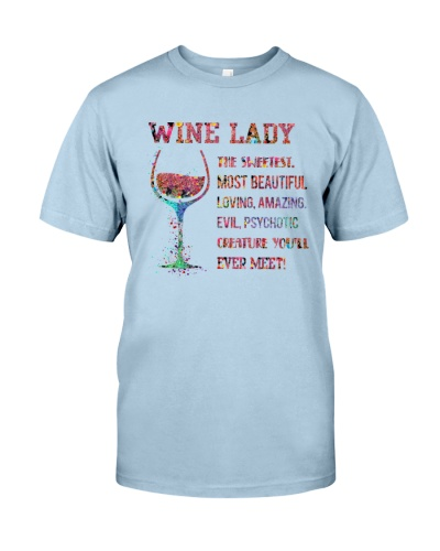 Wine Creature You'll Ever Meet