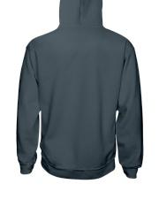 IF HE ISN'T VEGAN LET THAT Hooded Sweatshirt back