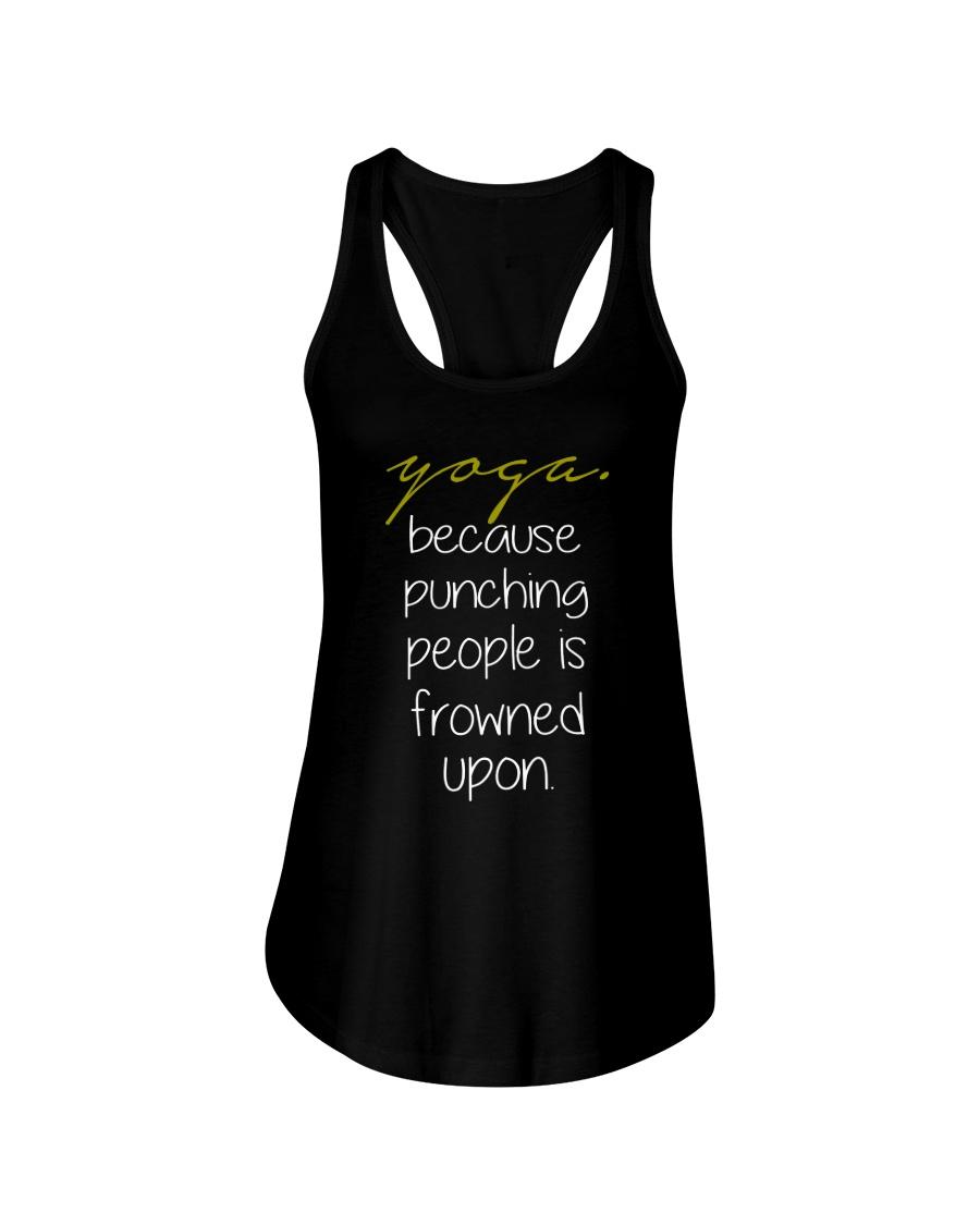 Yoga Ladies Flowy Tank