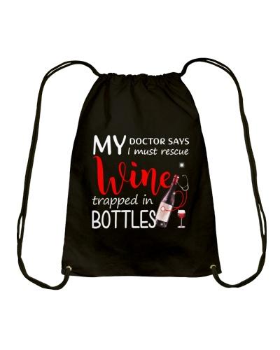 Wine My Doctor Says