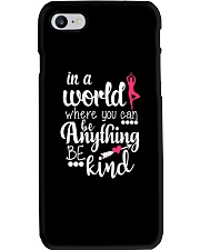 Yoga- In a world Phone Case thumbnail