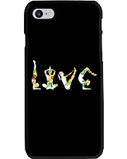 Yoga Love Phone Case thumbnail