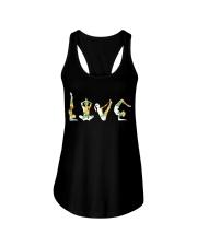 Yoga Love Ladies Flowy Tank thumbnail