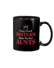 Crazy Drunk Sisters Mug thumbnail