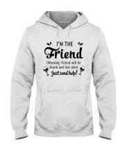 Beer I'm The Friend Hooded Sweatshirt thumbnail