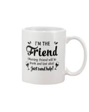 Beer I'm The Friend Mug thumbnail
