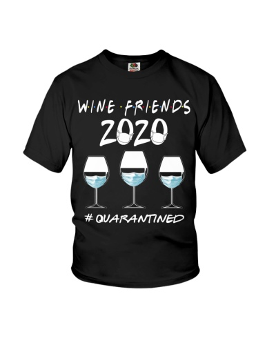 Wine Quarantined 2020