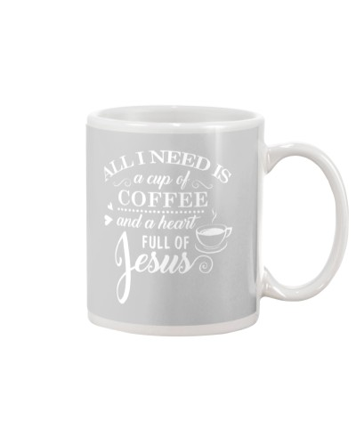 All I Need Is Coffee