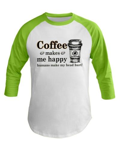 Coffee Makes Me Happy