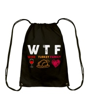Wine Family Drawstring Bag thumbnail