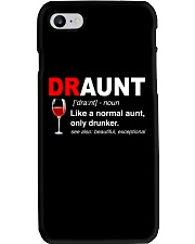 Wine Draunt Phone Case tile