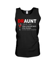 Wine Draunt Unisex Tank thumbnail