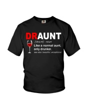 Wine Draunt Youth T-Shirt thumbnail