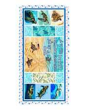 Turtle - To The Ocean - Beach Towel Beach Towel front