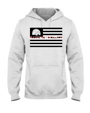 Boogaloo Merchandise  Hooded Sweatshirt front