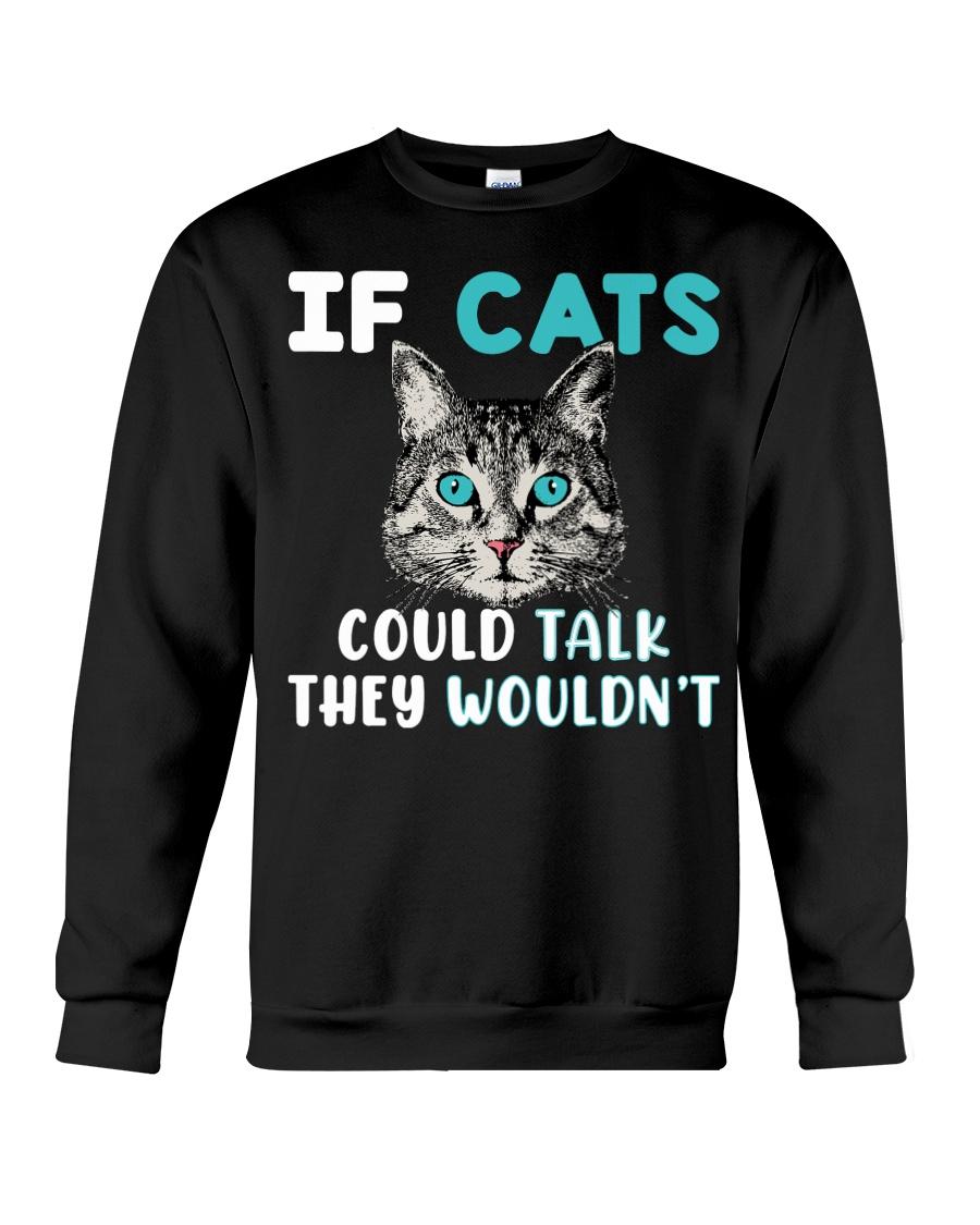 Cat lover's Products Crewneck Sweatshirt