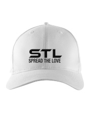 STL Embroidered Hat front