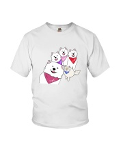 Poppet and the Wolfpack Group Selfie Youth T-Shirt thumbnail