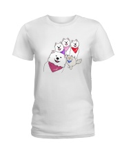 Poppet and the Wolfpack Group Selfie Ladies T-Shirt thumbnail