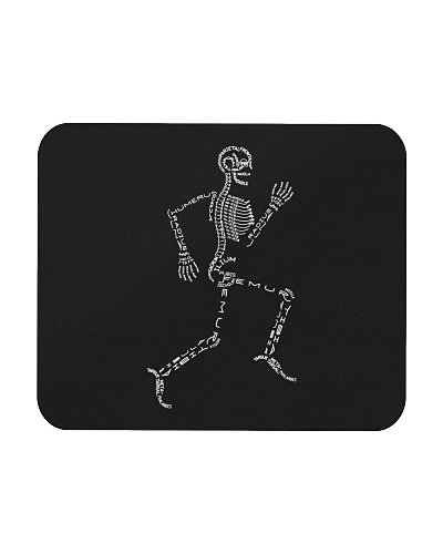 Physical Therapist Skeleton