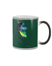 Vintage Safari Lion Skull Color Changing Mug thumbnail