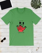 A Cute Cat No Wanting Company Go Away I am Fine  Premium Fit Mens Tee lifestyle-mens-crewneck-front-17
