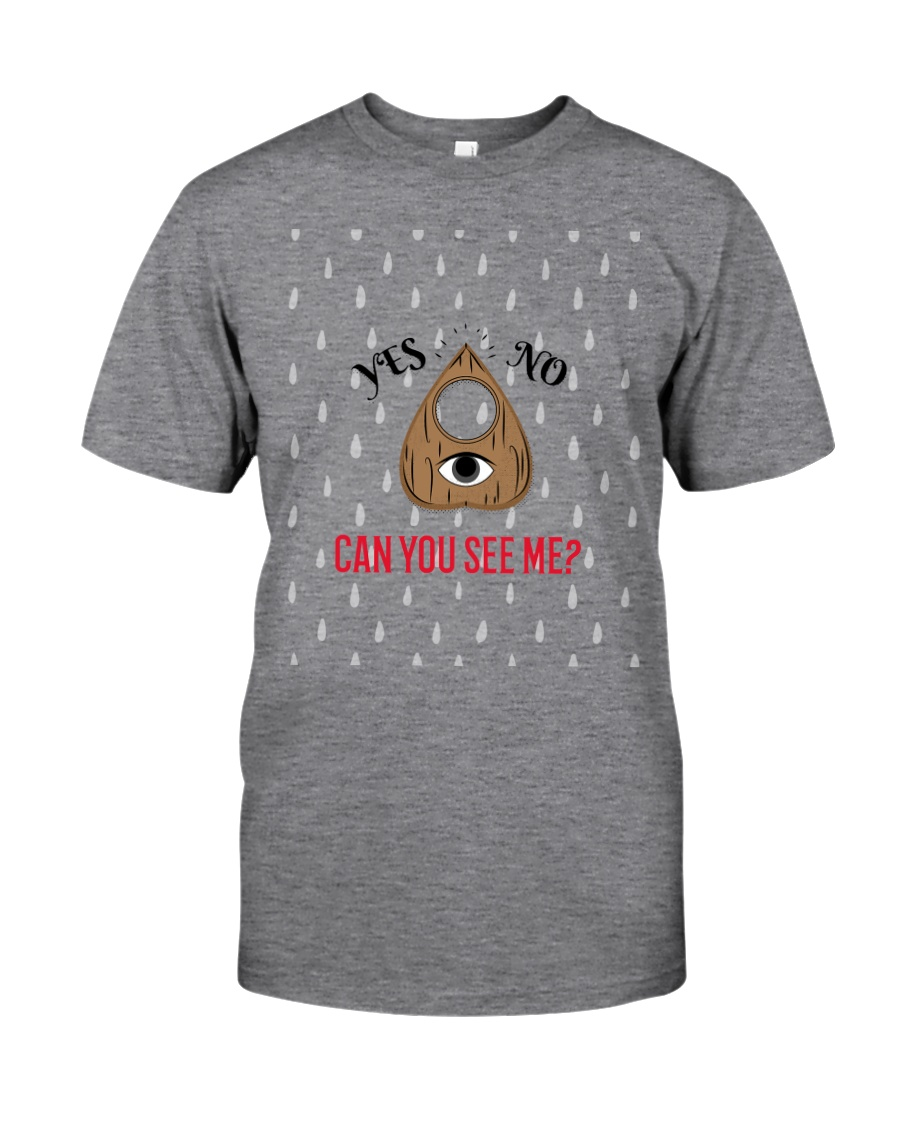 The Mysterious Eye Can You See Me Classic T-Shirt