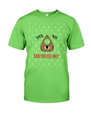 The Mysterious Eye Can You See Me Classic T-Shirt thumbnail