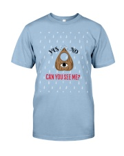 The Mysterious Eye Can You See Me Premium Fit Mens Tee thumbnail
