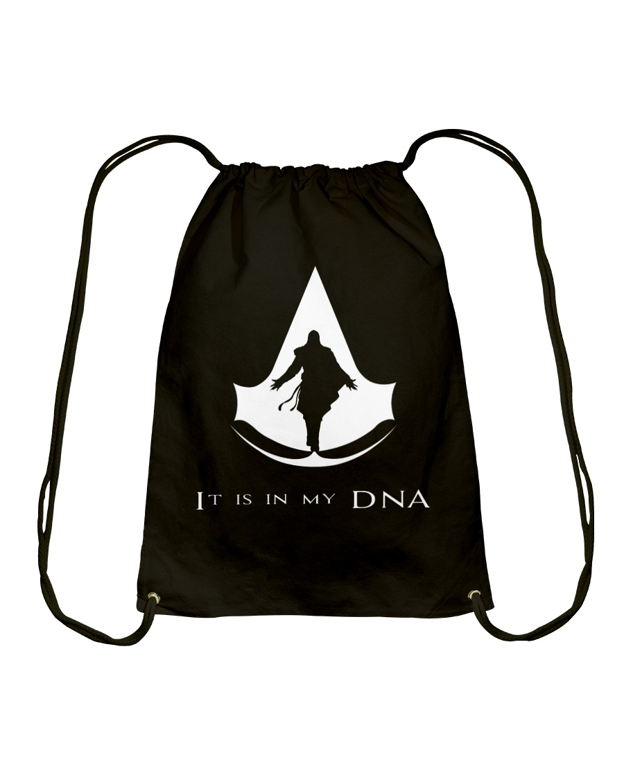 It is in my DNA Drawstring Bag